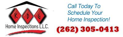 KDG Home Inspections - Jackson & West Bend WI